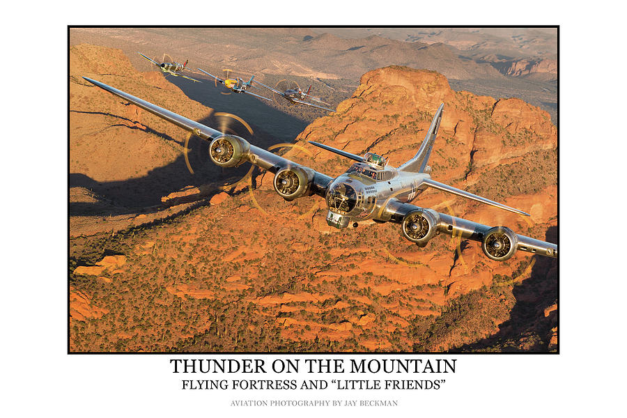 Thunder On The Mountain by Jay Beckman