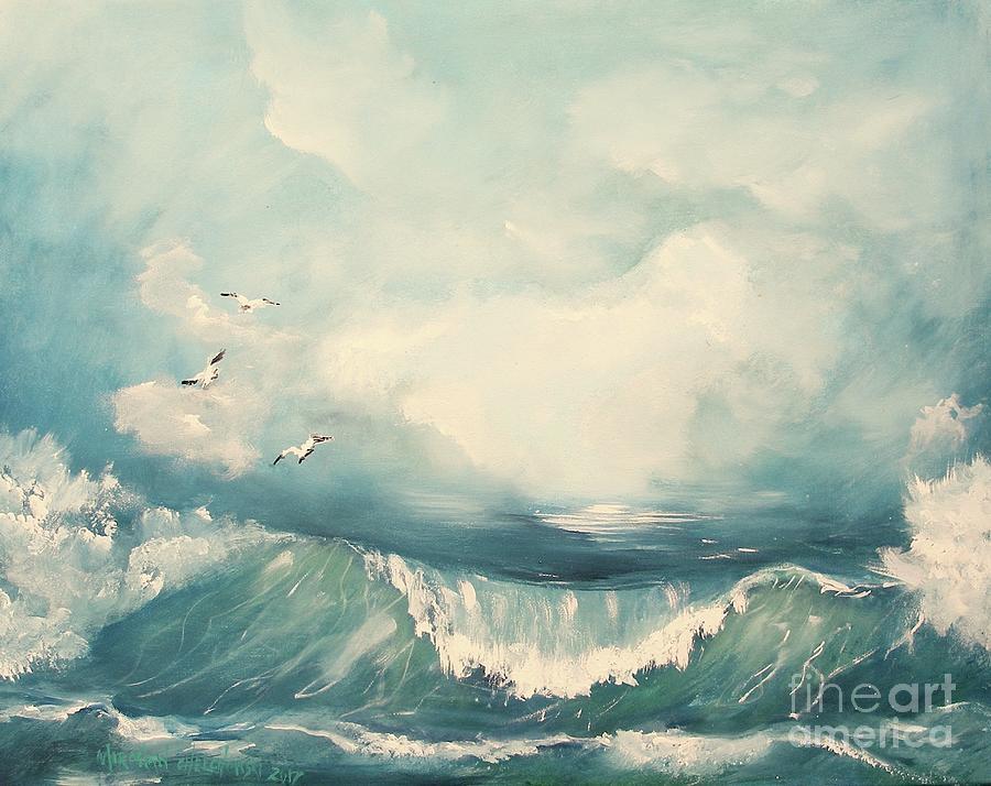 tide by Miroslaw  Chelchowski