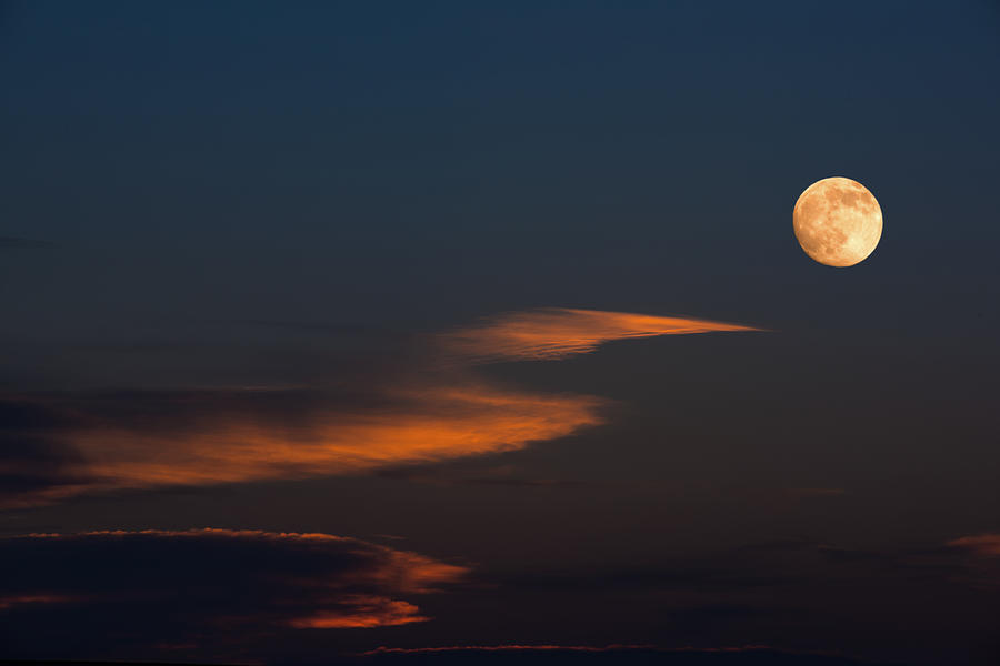 Moon Photograph - To the Moon by Don Spenner