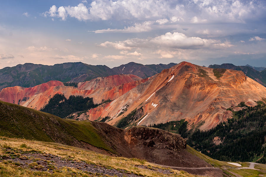 Landscape Photograph - Top Of The World by Jay Stockhaus