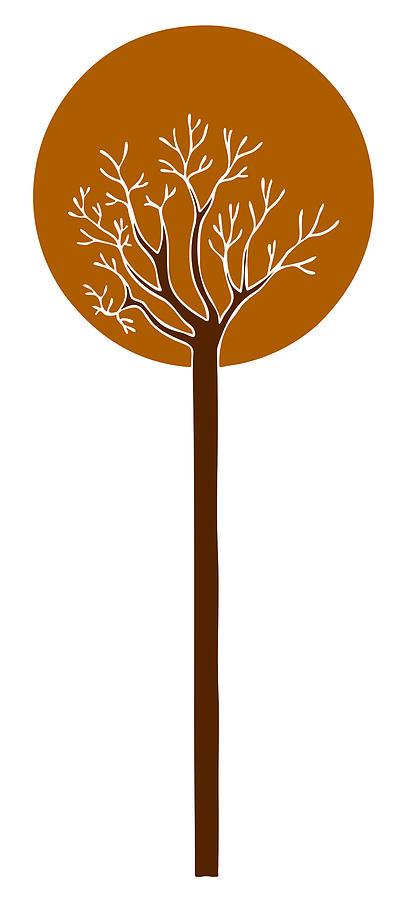 Tree Painting - Tree by Frank Tschakert