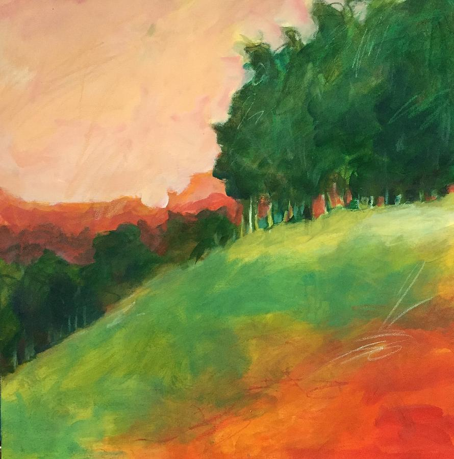 Tree Trio by Karen Kuykendall