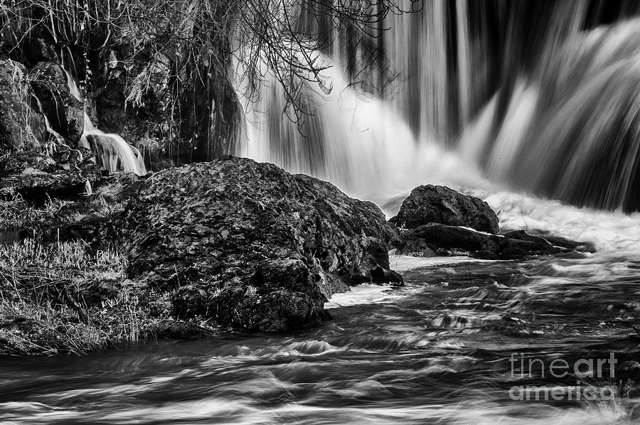 Tumwater Falls Park#1 by Sal Ahmed
