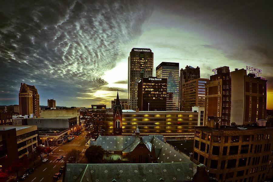 Twilight Birmingham by Just Birmingham