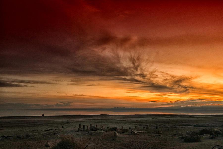 The Salton Gateway by Mike Trueblood