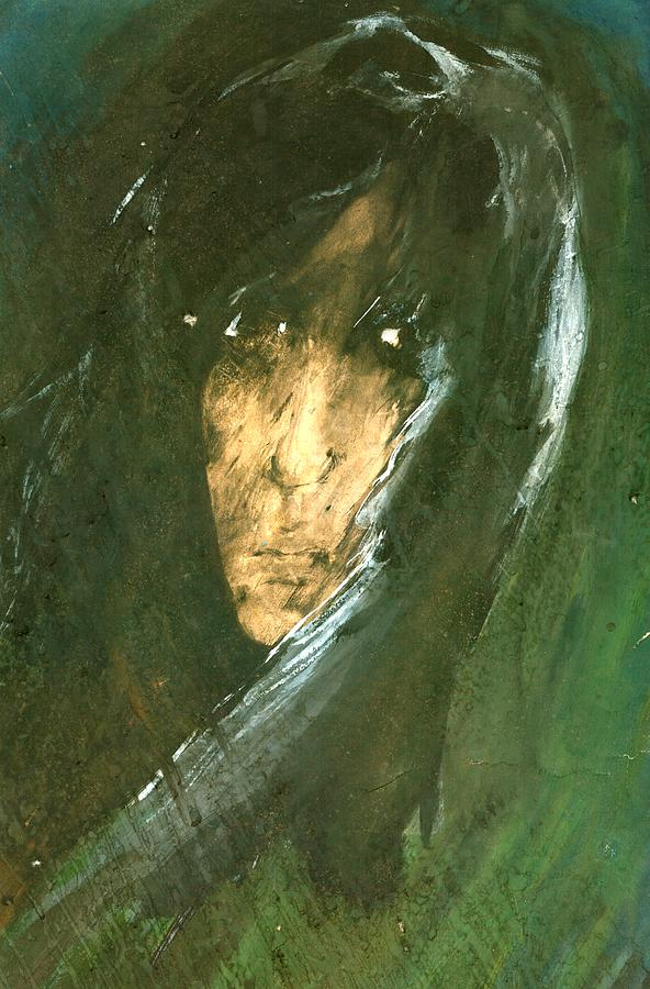 Energy Painting - Unknow by Wojtek Kowalski