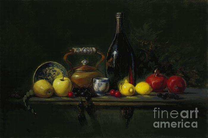 Still Life Painting - Unknown by Pat Walker