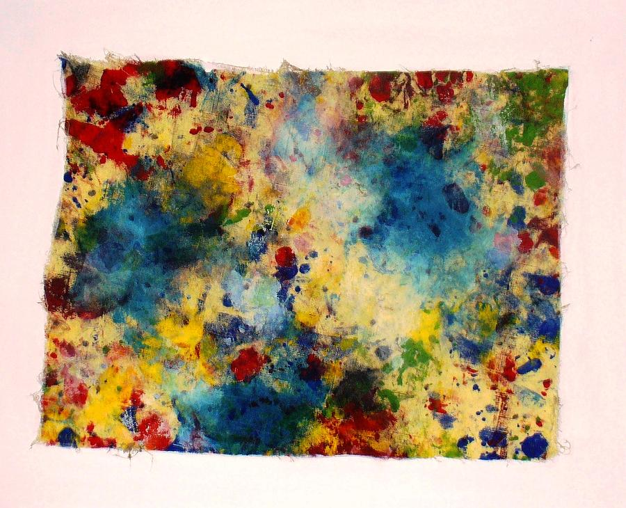 Untitled 1 Mixed Media by James Phillip Anderson