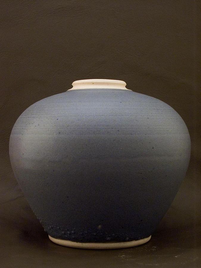 Ceramics Ceramic Art - Vase by Alan Millican