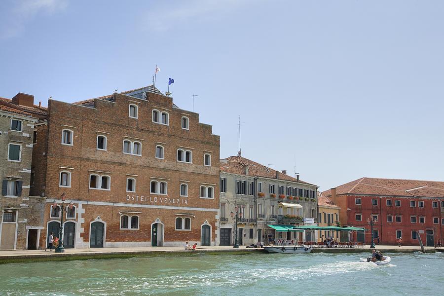Venice Photograph - Venice Italy by Ian Middleton