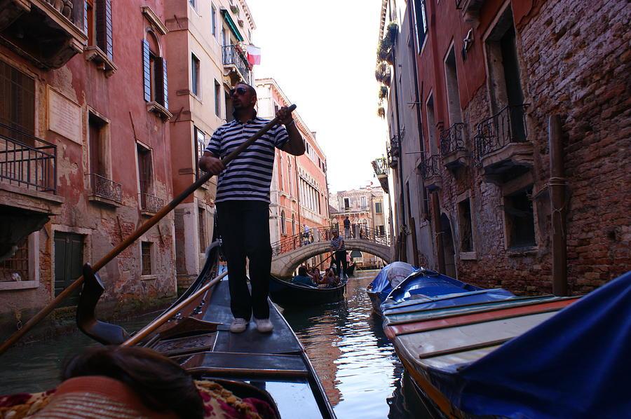 Landscape Photograph - Venice by Jegan G Raja