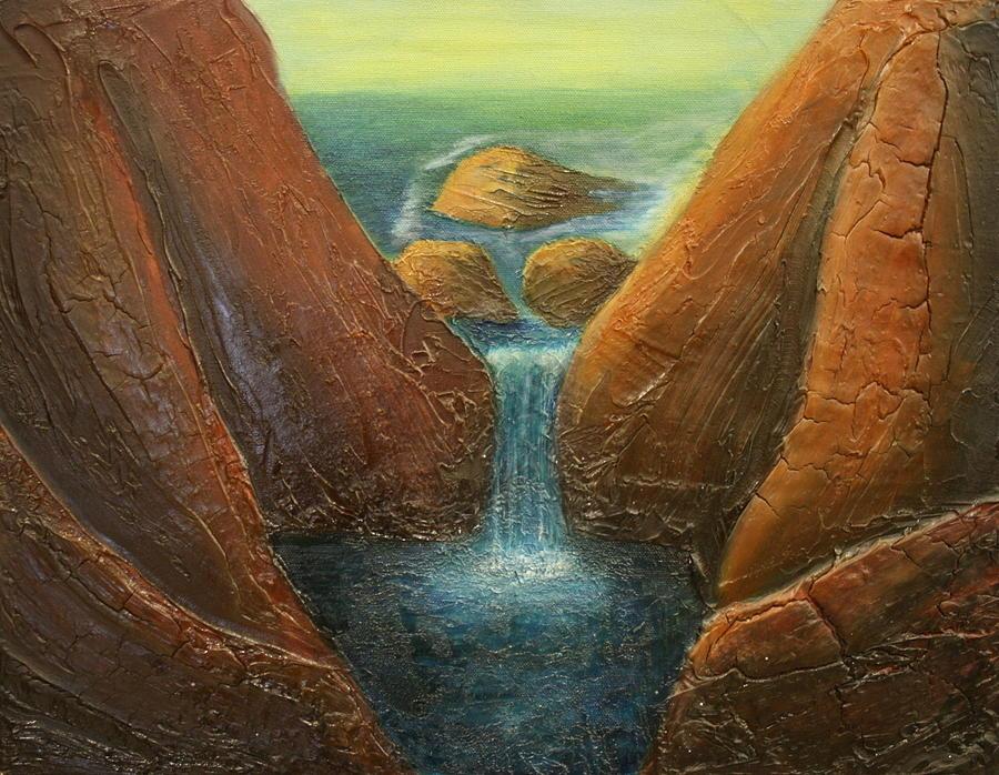 Venus on the Rocks by Kristen R Kennedy