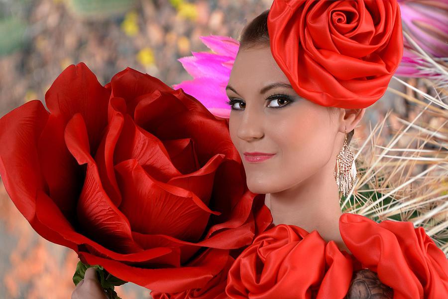 Veronica Nicole  Photograph by Ti Oakva