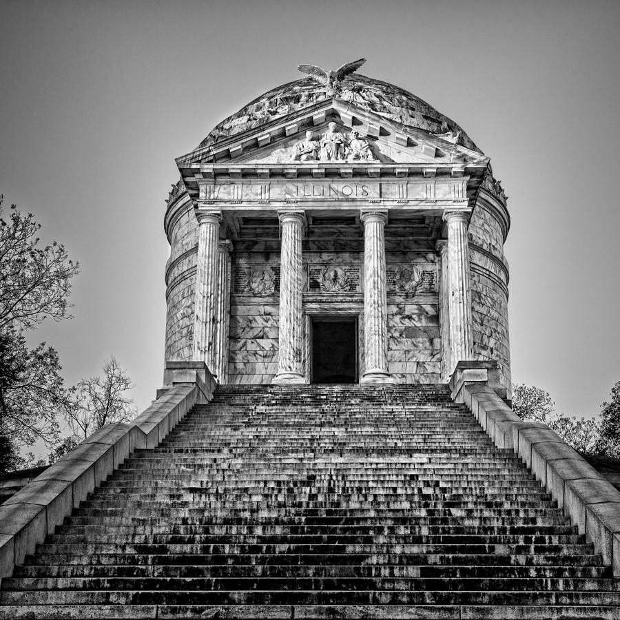 Vicksburg Illinois Memorial Photograph