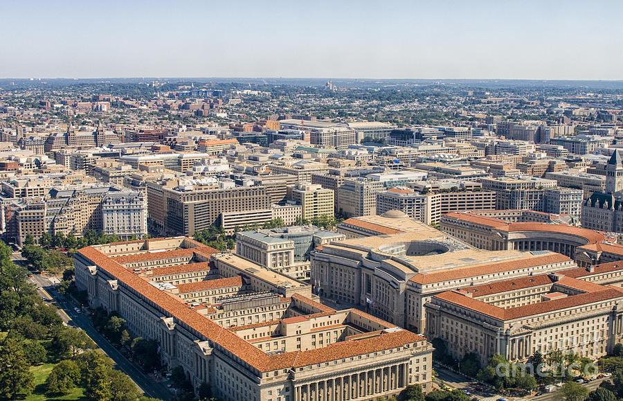 View On Washington Dc Photograph