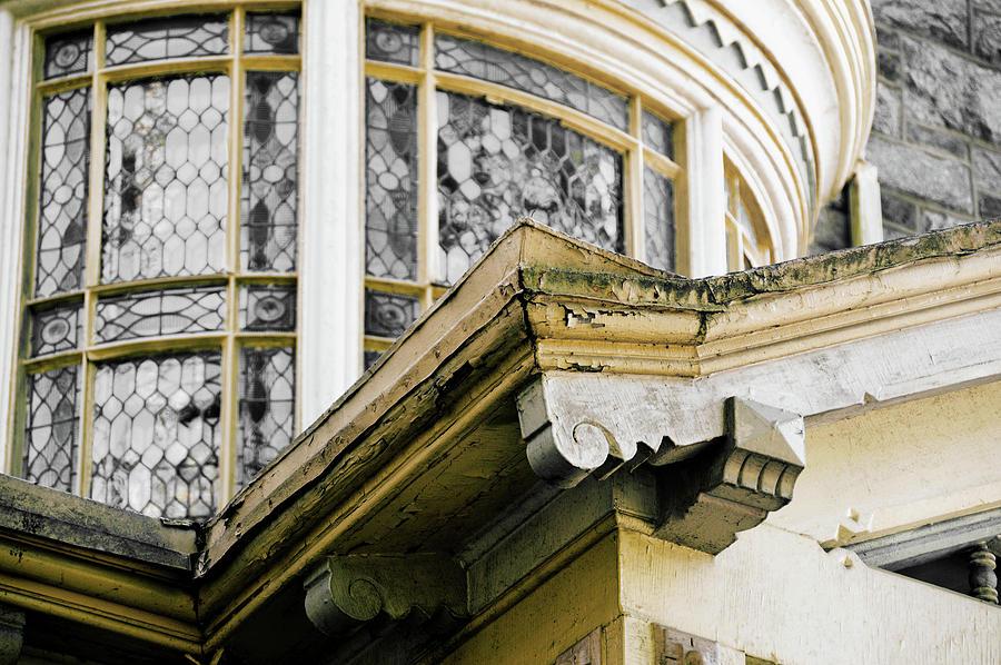 Philadelphia Photograph - Vintage Architecture by JAMART Photography