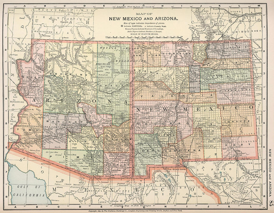 Vintage Map Of Arizona And New Mexico by Cartographyociates on map of sanostee nm, map of new mexico colorado border, central basin and range ecoregion, blue mountains, map of az nm tx, texas blackland prairies, snake river plain, map of arizona highways, columbia plateau, willamette valley, map of alaska and arizona, i-10 map of arizona, map of pueblos new mexico, eastern cascades slopes and foothills, map with latitude and longitude of mexico, nevada road map arizona, coast range, coronado national forest trail maps arizona, california road map arizona, northern basin and range, map of i 40 in new mexico, flint hills, map of western united states, atlantic coastal pine barrens, map of texas, map of arizona cities, map of route 66 new mexico, western gulf coastal grasslands, klamath mountains, map of arizona border with mexico, map of southwest united states, map of las vegas and arizona, map of italy and arizona, madrean sky islands,