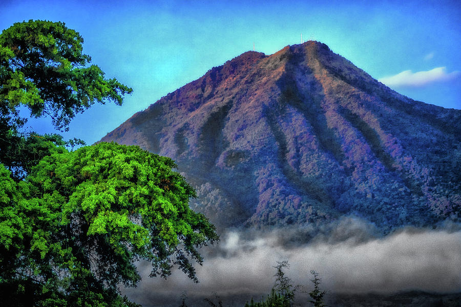 Volcan De Agua Photograph - Volcan De Agua, Antigua Guatemala I by Totto Ponce