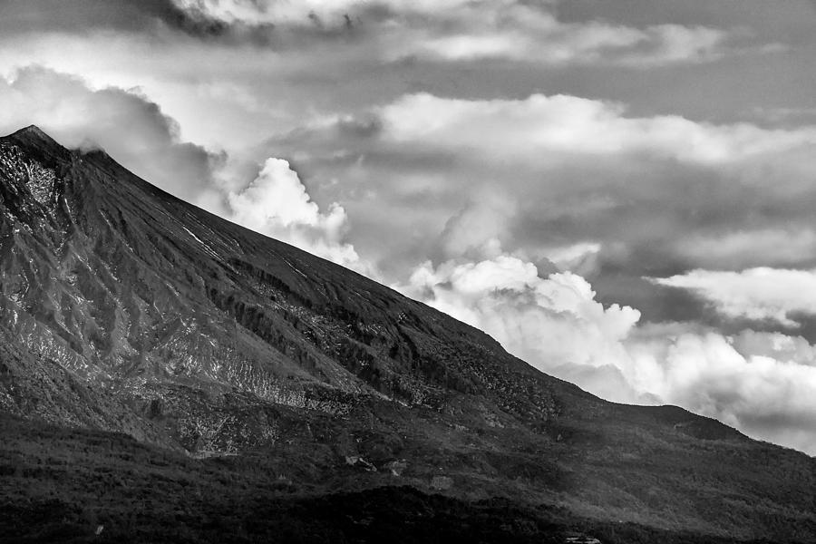 Volcano by Hayato Matsumoto