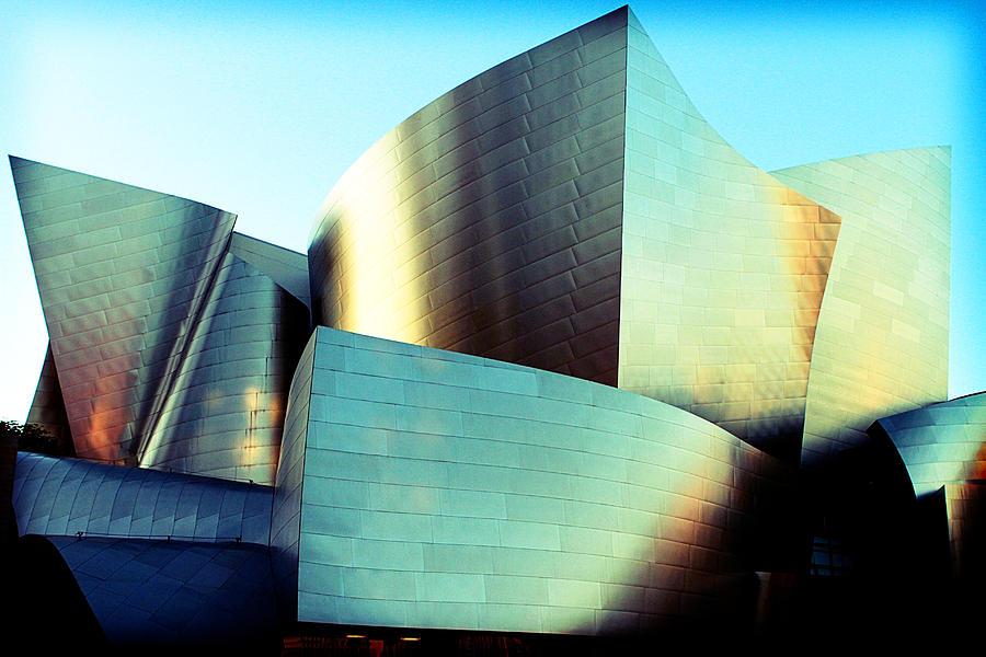Disney Photograph - Walt Disney Concert Hall by Ariane Moshayedi