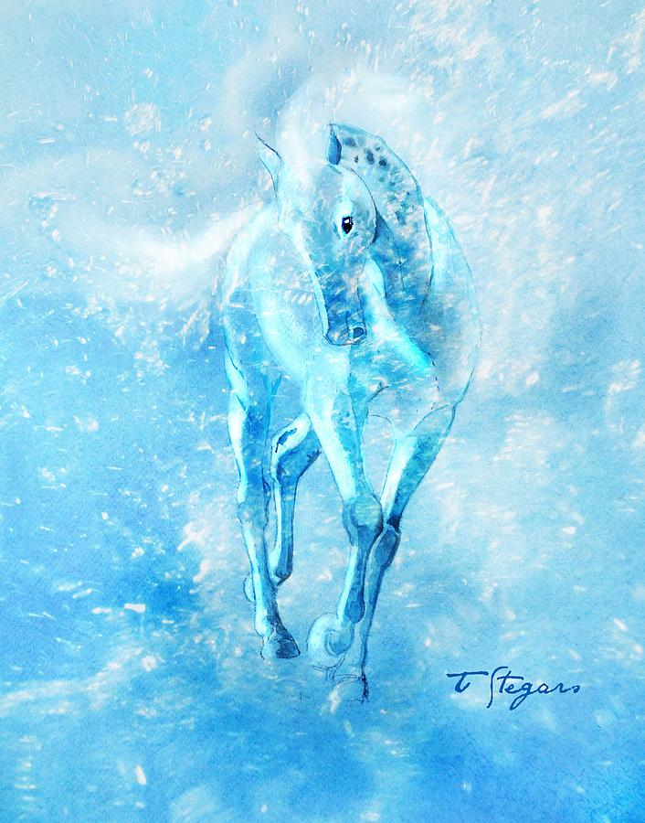 Water Spirit by Tarja Stegars