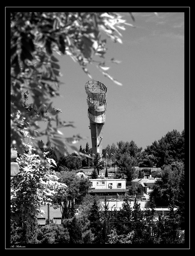 Water Photograph - Water Tower by Arik Baltinester