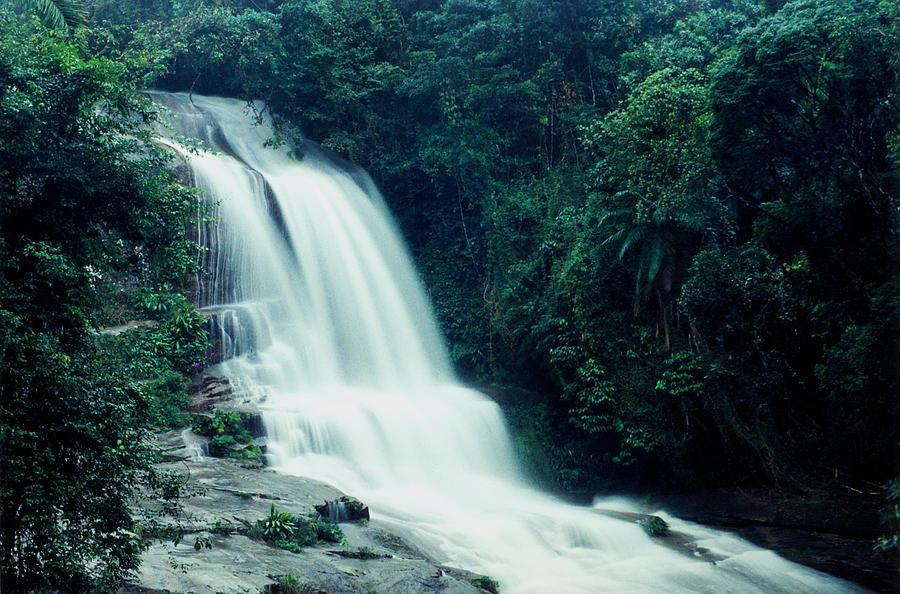 Waterfall Photograph - Waterfall by Amarildo Correa