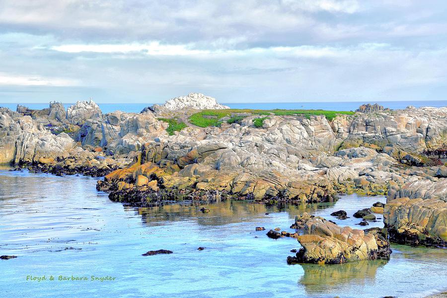 West Coast Seascape 3 Photograph
