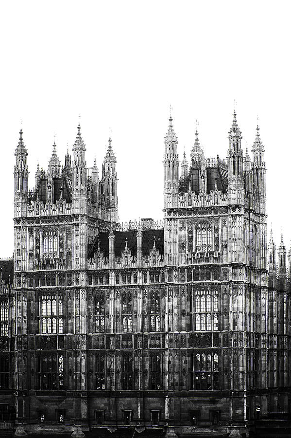 Westminster Photograph - Westminster - London by Joana Kruse