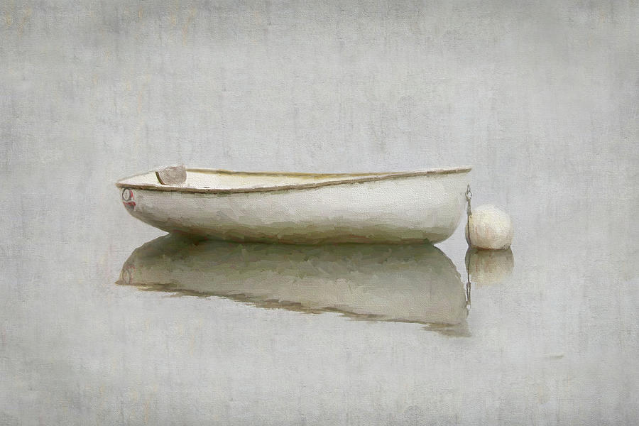 White Boat by Karen Lynch