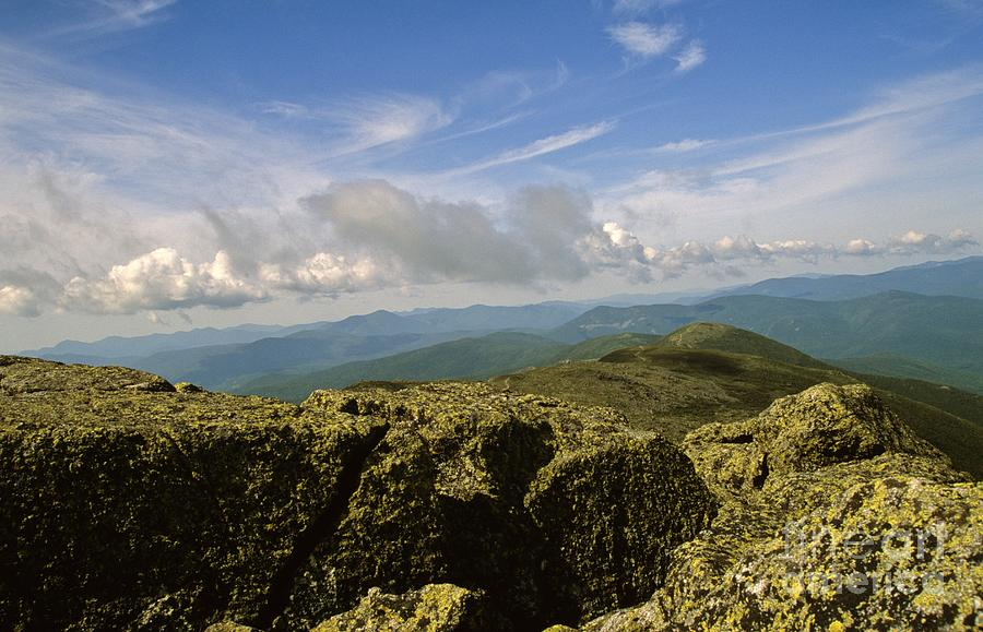 Appalachian Trail Photograph - White Mountain National Forest - New Hampshire Usa by Erin Paul Donovan