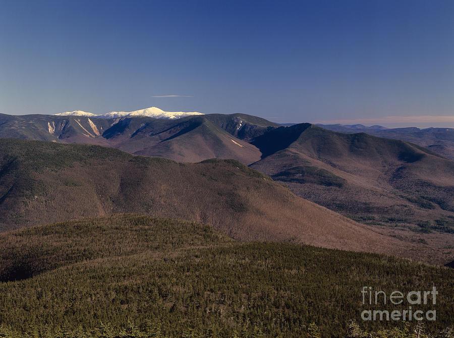 Appalachian Trail Photograph - White Mountains Nh Usa by Erin Paul Donovan