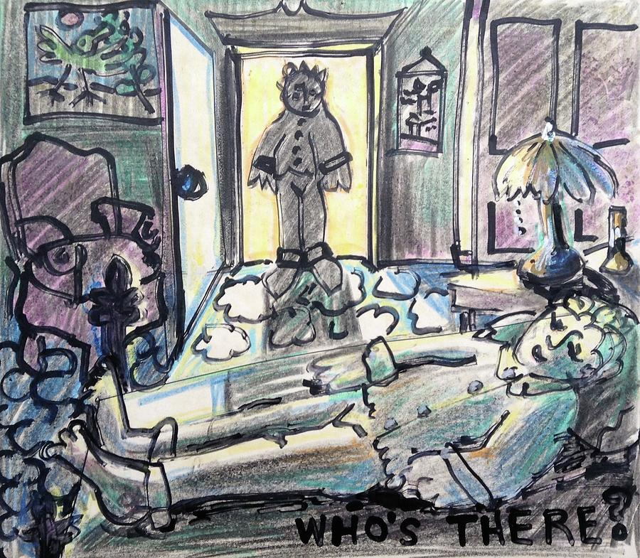 Who's There? by Sperry Andrews