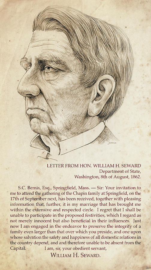 William Seward Mixed Media