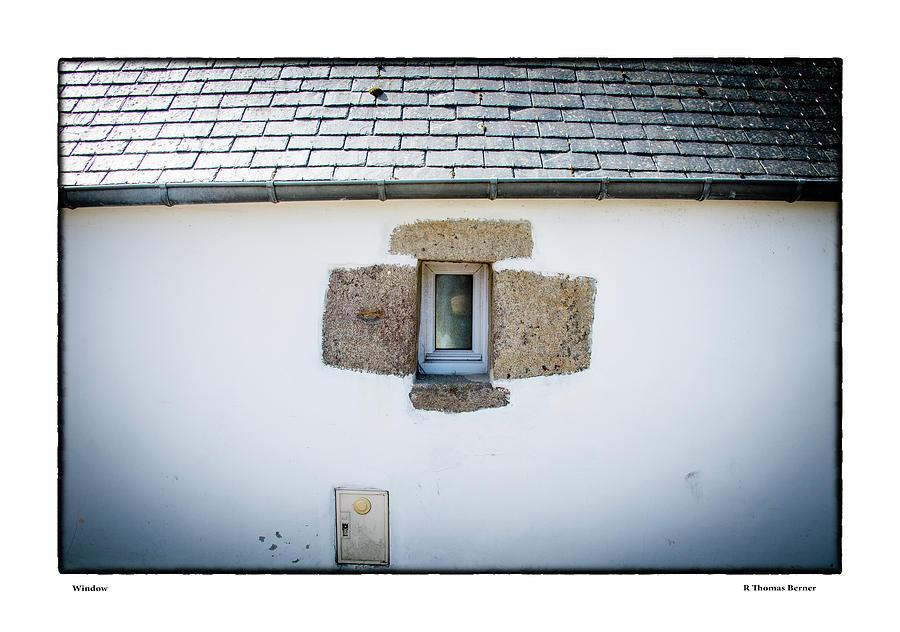 Window by R Thomas Berner