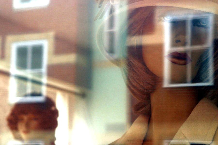 Photographer Photograph - Window Shopping by Jez C Self