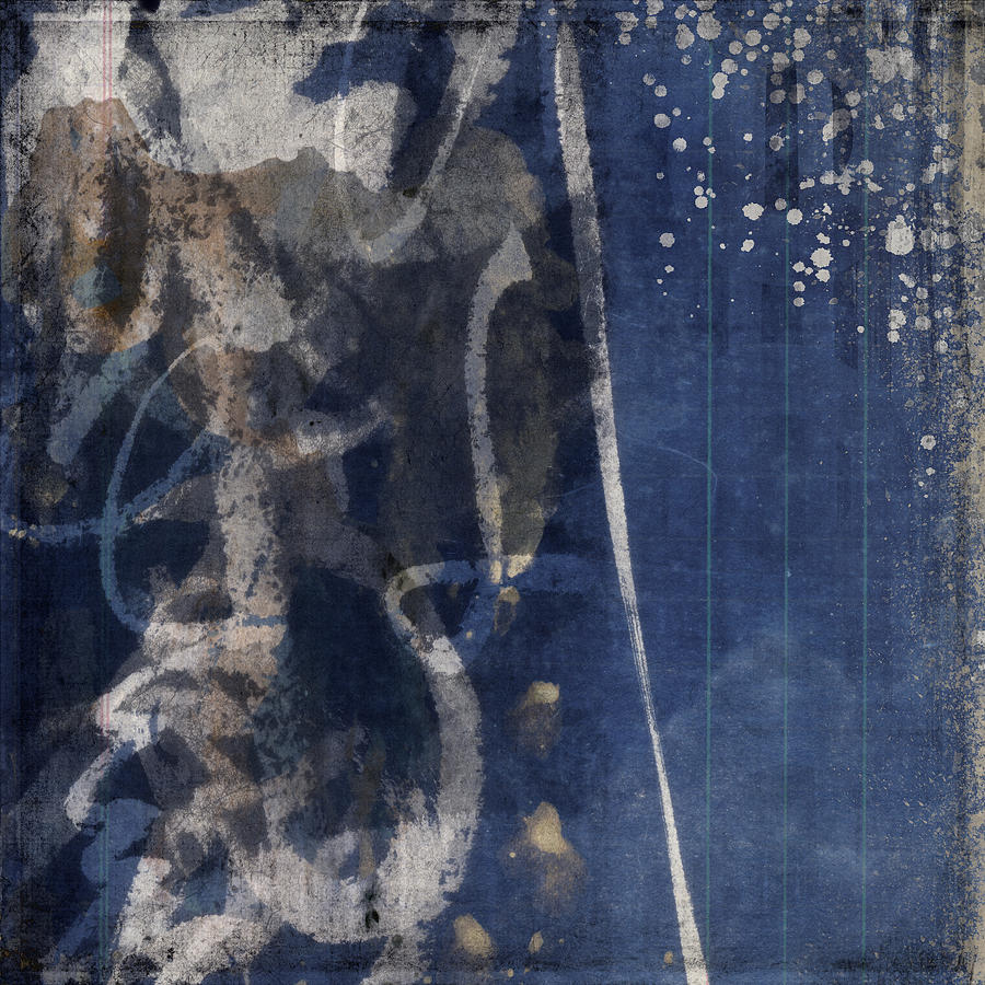 Winter Photograph - Winter Nights Series Six of Six by Carol Leigh