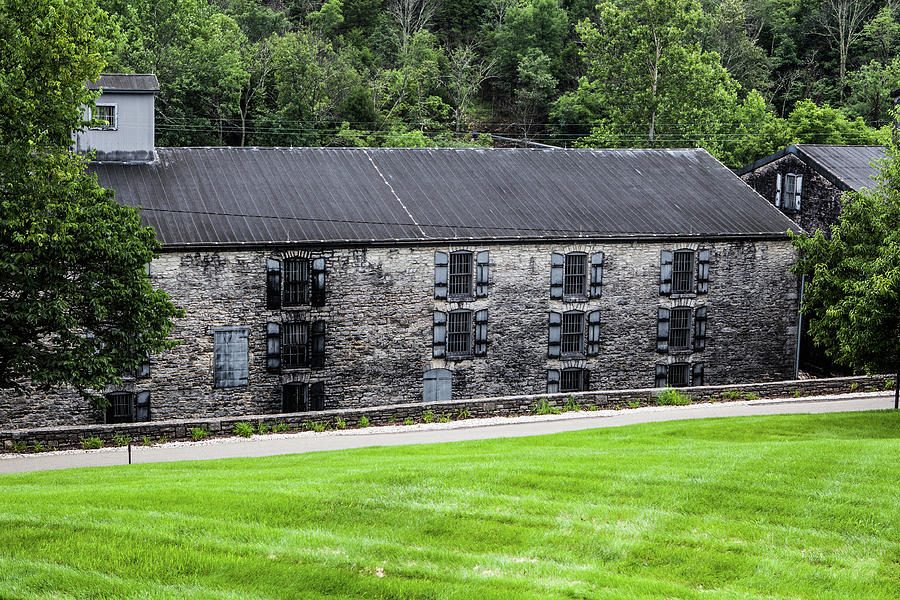 Kentucky Photograph - Woodford Reserve by John Daly