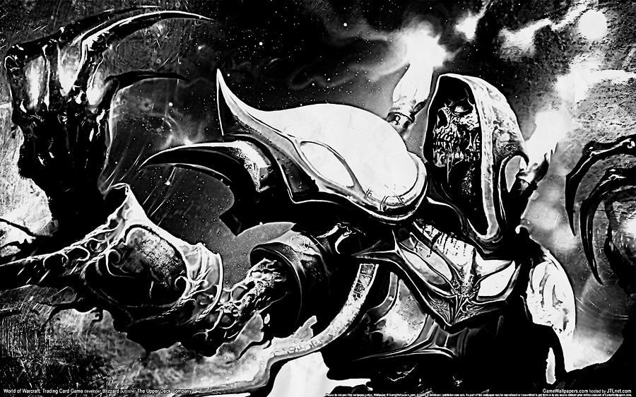 World Of Warcraft Digital Art By Lora Battle