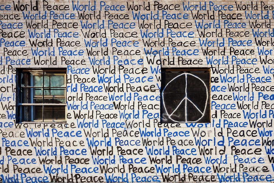 World Peace Photograph