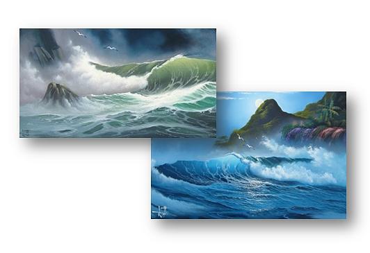 Www.lirettestudio.com Painting by Roger Lirette