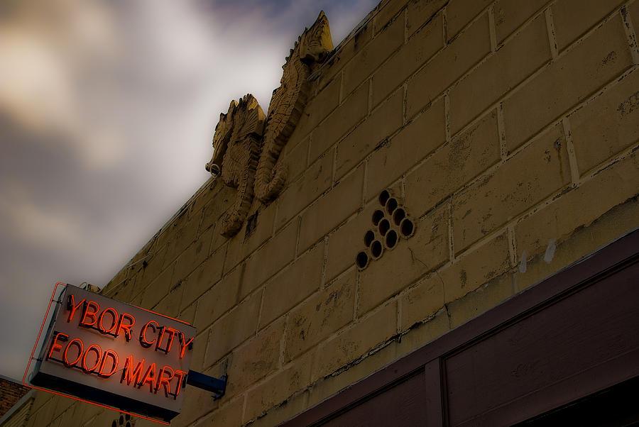 Tampa Photograph - Ybor City by Patrick  Flynn