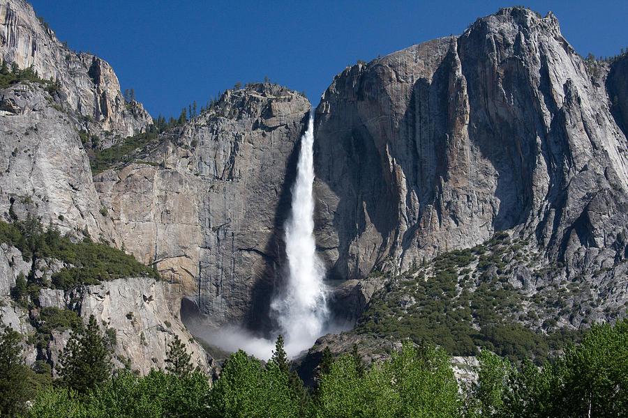 Yosemite Falls Photograph by Jim Riel