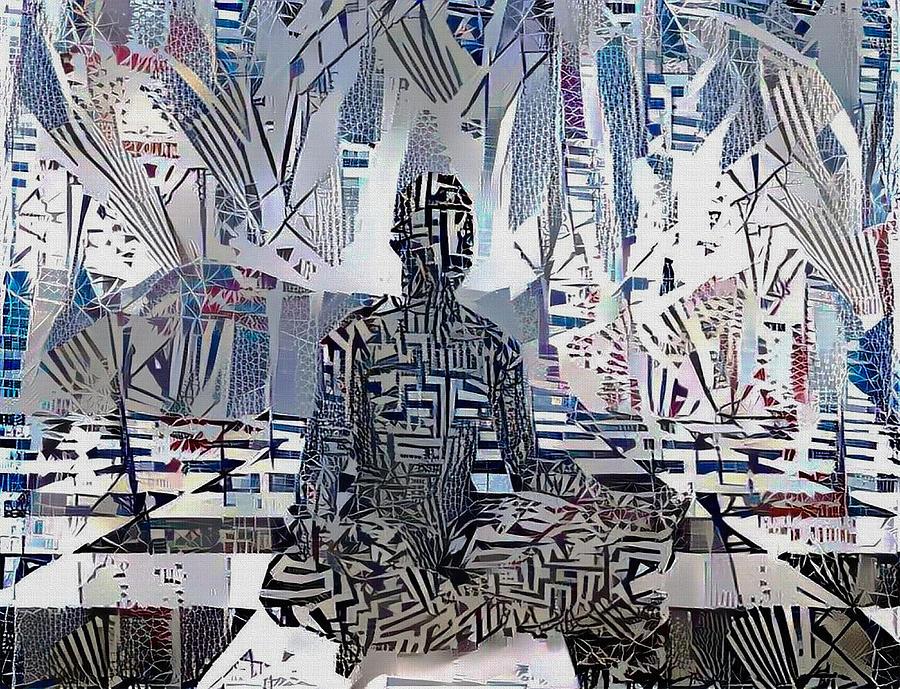 Zen Digital Art