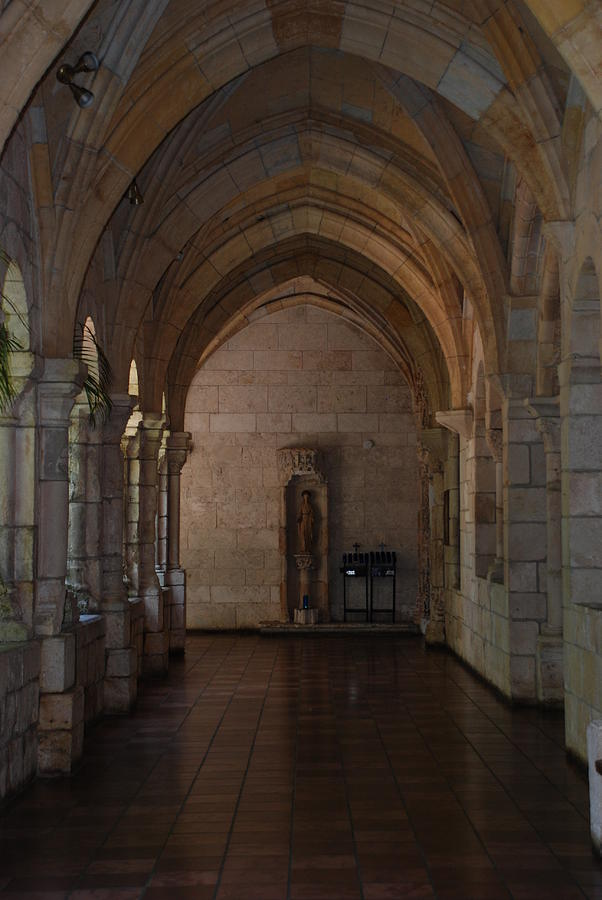 Architecture Photograph - Miami Monastery by Rob Hans