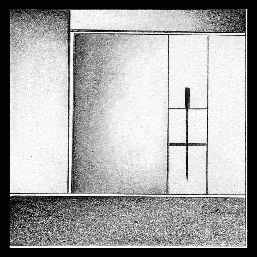 Symbolism Drawing - . by James Lanigan Thompson MFA
