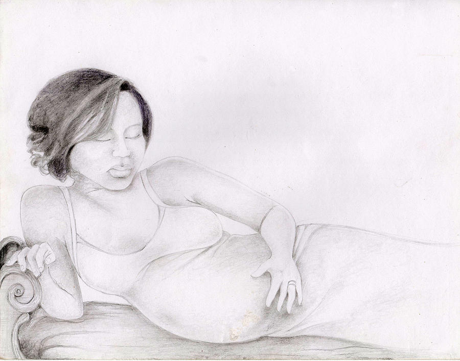 107 Drawing by Candace Williams