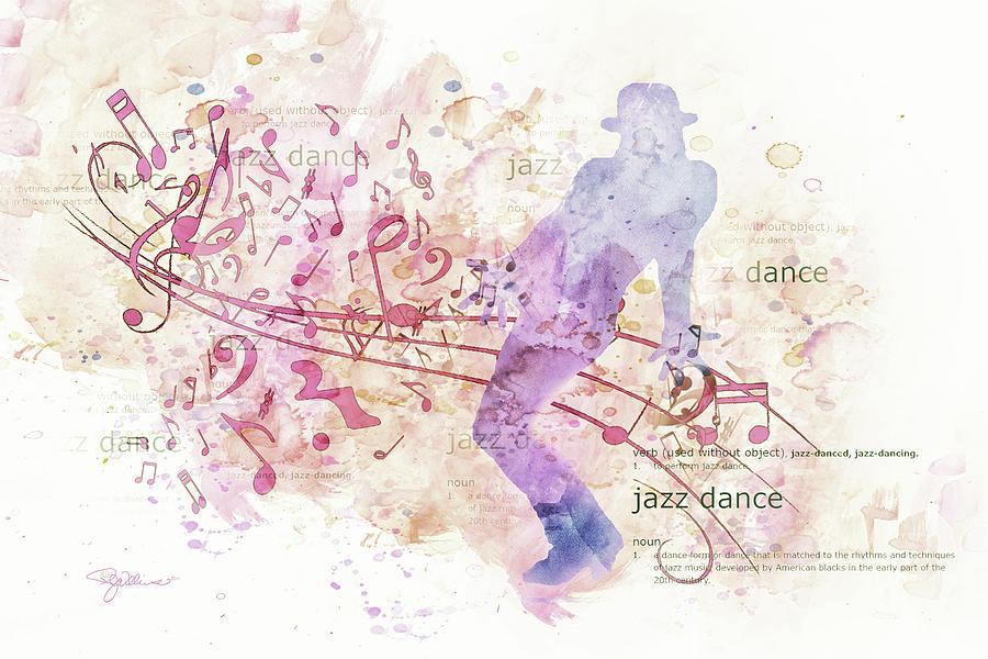 10849 All That Jazz Digital Art