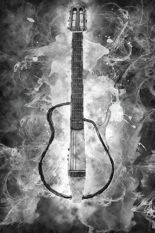 10984 Guitar Photograph