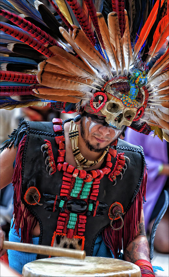Day Of The Dead Photograph - Dia De Los Muertos - Day Of The Dead 10 15 11 by Robert Ullmann